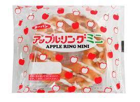 アップルリングミニってスーパーでだいたいいくらくらいで売ってますか? ミニです。