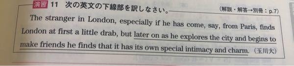 この文の、if he has comeはどのように訳に入れればいいのですか?