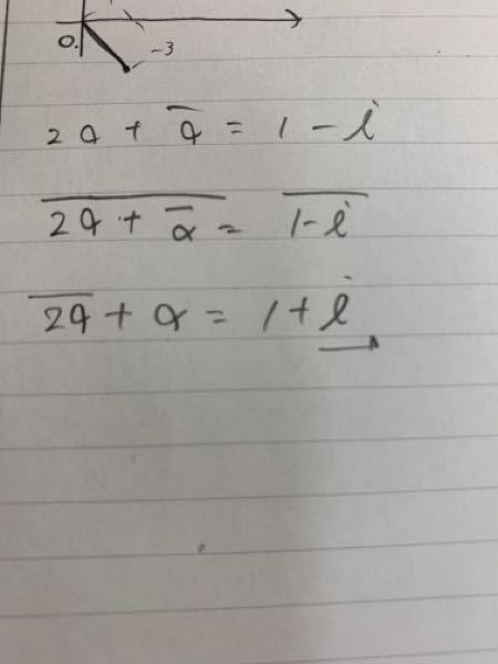 複素数を勉強してるのですが、 iはこの書き方でいいのでしょうか?