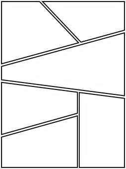HTML/CSSでフレックスボックスやグリッドなど 要素の配置についてなのですが これらは長辺、短辺がそれぞれ平行な要素 (例えば長方形など)を きれいに並べる例はたくさん見るのですが 画像のよ...