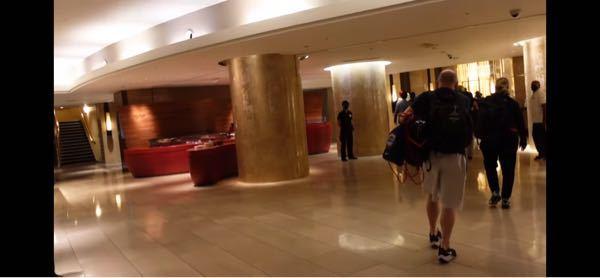 ここのホテルは東京のどこだと思いますか?