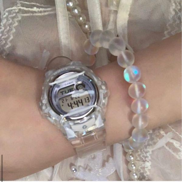 この腕時計を教えてください! カシオかG-SHOCKのなんとゆう商品名ですか?