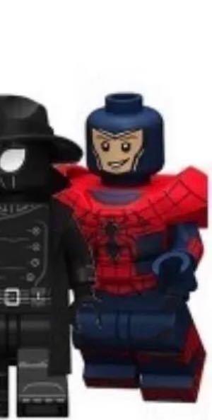 これなんのスパイダーマン ですか?