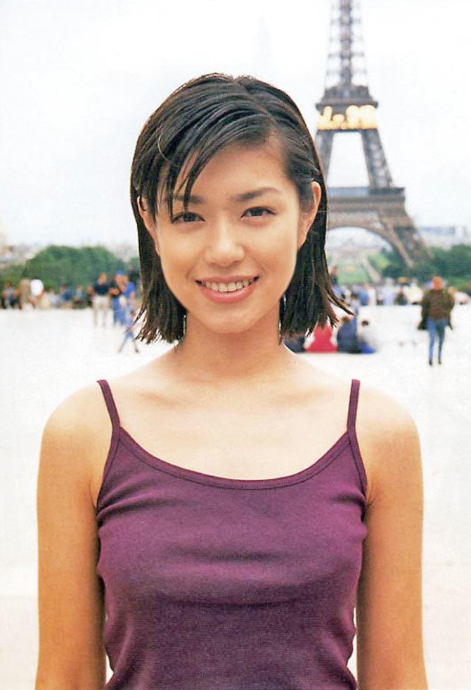 加藤紀子って覚えてますか? 好きでしたか? (^。^)b