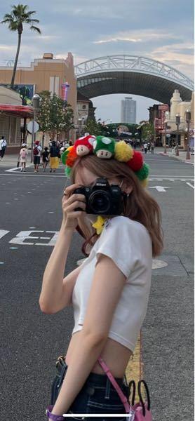 さくちゃんが使ってるフィルムカメラ何かわかる人いますか?? IZ*ONE HKT
