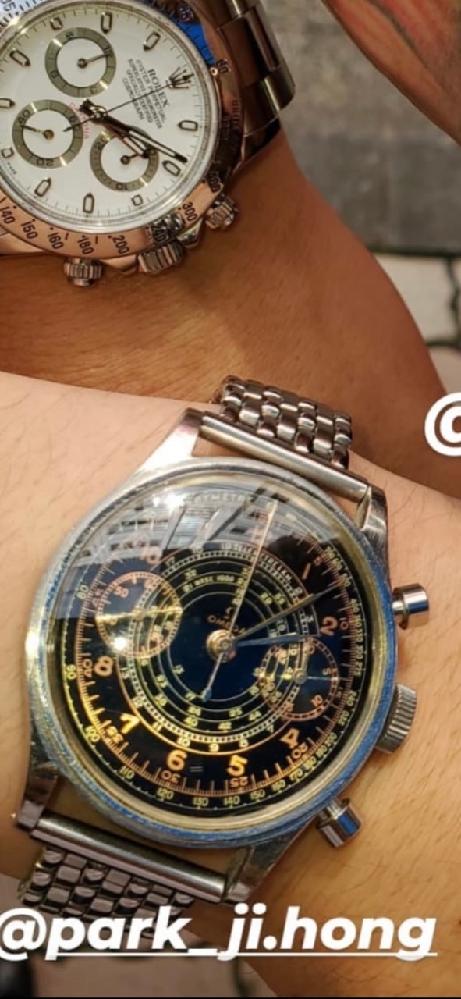 このomegaの腕時計の品名を教えて欲しいです。よろしくお願い致します。