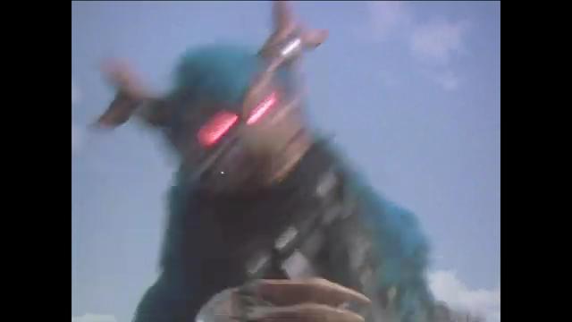 ウルトラマンティガの怪獣だと思うんですが、何話の何という怪獣か教えてください。
