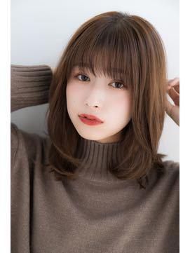 面長で髪が硬い、太い、多い、くせ毛なんですけどこの髪型にしても良いと思いますか? 変になったりしないでしょーか