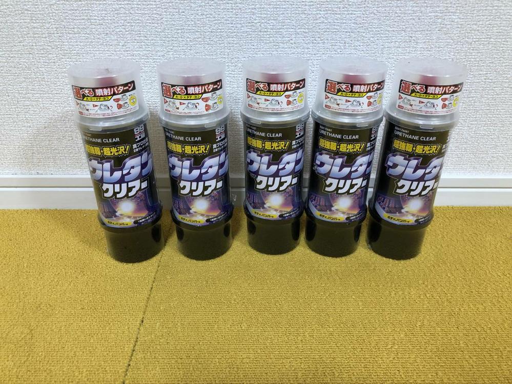 自動車補修について、ソフト99に缶スプレーがありますが、ボデーペン(アクリル1液)にウレタンクリア(ウレタン2液)を上掛けした場合トラブル出る可能性有りますよね? やるならプラサフ、基本カラー、クリア 全てウレタン2液にした方が同種塗料でトラブルも少ないと思うのですが