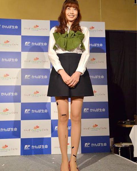 片瀬那奈って稀に見る美脚じゃないですか?パリコレモデルとか海外でモデル出来そうな感じしますけどどうなんでしょうか?