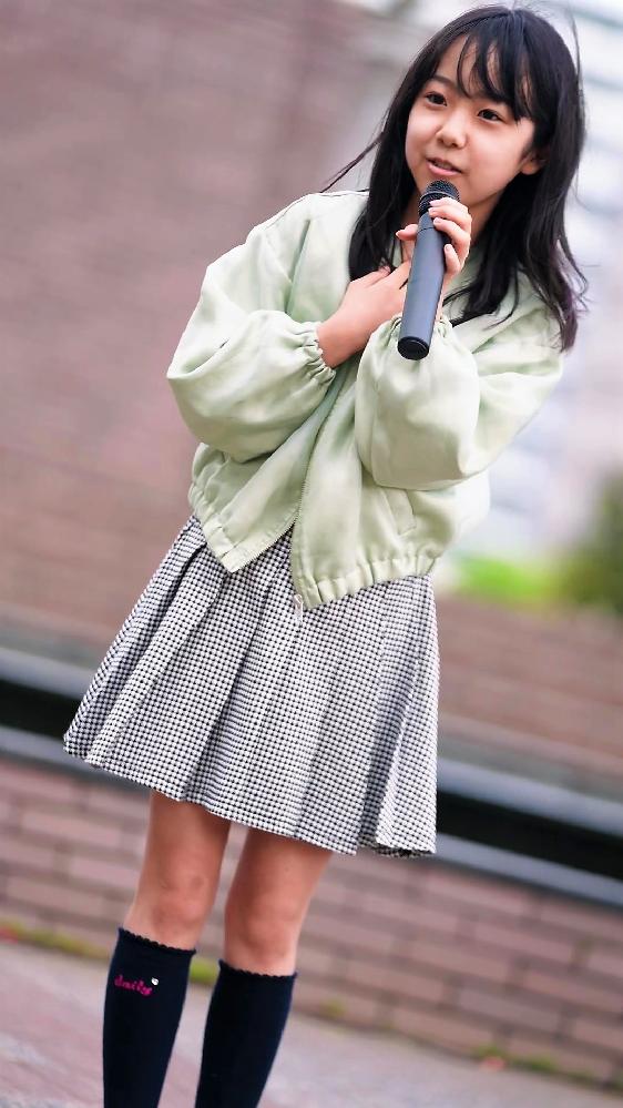 アイドルの北島由唯ちゃんは可愛いですよね?