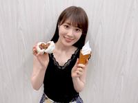 乃木坂46 卒業予定の高山一実が持っているのは肉まん、ソフトクリームですか?