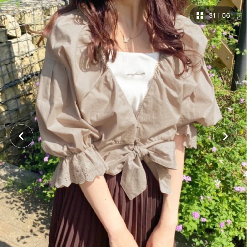 骨格ナチュラルにこの服は似合いませんか? あと、骨格ナチュラルにおすすめの夏ブラウスを教えて欲しいです!
