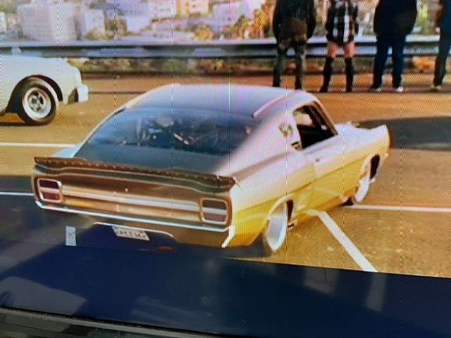 ワイスピのスカイミッションに登場する この車体は何年の何でしょうか?