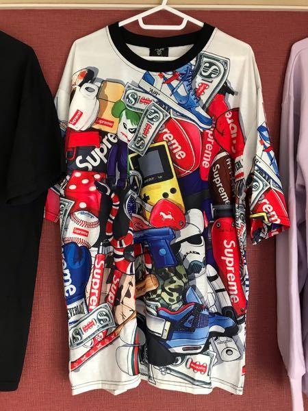 このSupremeのtシャツはレアですか?
