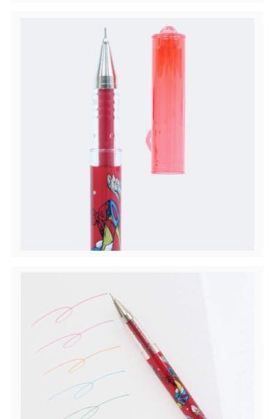 ボールペンで先が写真のように細く棒のようになっている種類のものの名称が分からず困っています。知っていらっしゃったら教えていただけると幸いです。