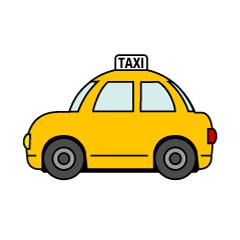 本日8月5日はタクシーの日です(*˙˘˙*) 皆さんタクシー利用したことありますか?