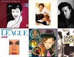 """全米チャートを席捲した第2次ブリティッシュ・インヴェイジョン """"シングル""""のセールスが一番良かったのは? 1982年 の半ばから 1986年 後半にかけての時期に 、おもに ケーブルテレビ の音楽 専門チャンネル MTV のおかげで多数登場した現象。"""