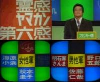 日本語の「第六感」と英語のextrasensory perception(ESP)は違うものですか?