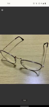 このようなボストンメガネは学校で、身につけても大丈夫ですかね?
