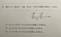 物理の問題です。 どなたか、解説お願いします!!