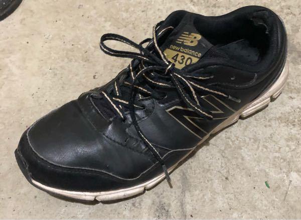 このnew balance(ニューバランス)の靴の詳しい種名?というのですかね がわかる方教えてもらえませんでしょうか。 430と書いてありますが検索しても同じのが見つかりませんでした。どこでい...