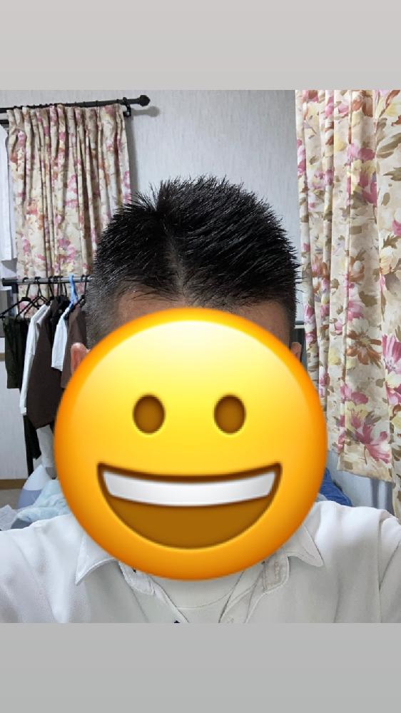 高校生です、この髪型ダサいですか?