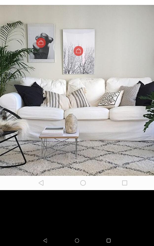 ホワイトの布製でこのようにふわっとしたソファーを探してます。販売しているお店をご存知の方がおられましたら教えて下さい。いくつか教えて頂けるとありがたいです。よろしくお願い致します。