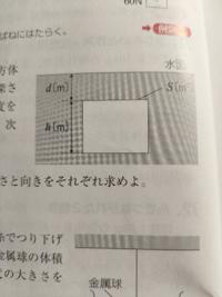 物理の水圧で下の写真のような時、大気圧は上から下に水を押しているのに、下面にも大気圧がかかるのはなぜですか?