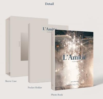 1st PHOTOBOOK [L'Amitie] [BOOK+DVD] SF9 この商品を探しています。 日本語で注文できて在庫があるショップはありますか。