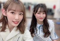 初めまして、閲覧ありがとうございます  この画像をネットで見つけたのですが、こちらは小池美波ちゃん、又は潮紗理菜ちゃんのいつのブログの写真でしょうか??
