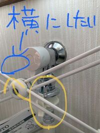 洗濯機用の水栓についてですが 今 洗濯機用横水栓(ホース接続形、緊急止水) を使ってまして、下に向いてついてるのですが 新しい洗濯機が高さが高くなるので、水栓に当たってしまうので、横向きにしようと思うのですが 横にしても問題ないでしょうか?