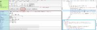 """あるサイトでSelenium Basicによるwebスクレイピングのテストをしています。使用ブラウザーはChromeです。 SSのようにフレームで分かれており、新規入力のボタンを押すと、下のフレームに入力用のフォームが表示されるようになっております。 右側の青でハイライトされたコードにあるように、""""b_new""""のnameがつけられているようですので、要素を取得しようと、 ..."""