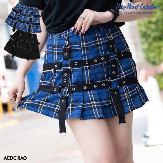 こんな感じのプリーツスカートないですか?