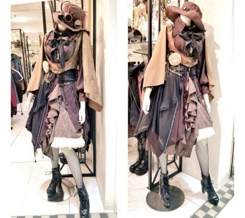 添付画像の服はどこに売っているか教えて欲しいです。購入を検討しているので、ブランドとかも教えてくれると嬉しいです。 また似たような服を売ってるサイトをご存知でしたら、リンクを教えてください。 ス...