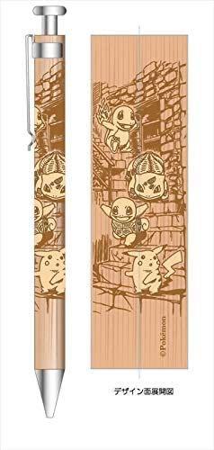 ポケモンセンターで販売しているセピアグラフィティ バックストリートのボールペンの替芯ってありますか?