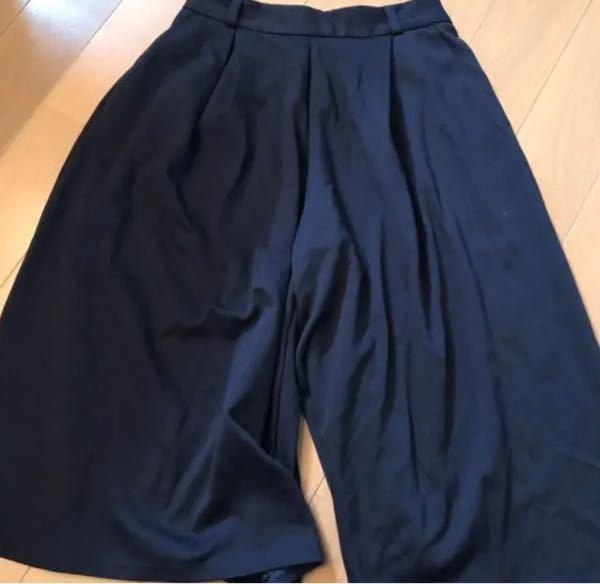 カウンセラーとしての服装でワイドパンツはアリですか?こういうのです。 下半身デブなのでぴっちりしたパンツは見苦しくなります。