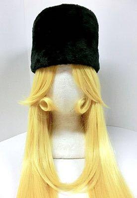 (`∇´) 【メーテル・大喜利】 [お題] 帽子が買えなくても出来る 『メーテルのコスプレアイテム』を お考えください?