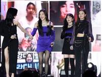 少女時代 ティファニー(1)、Red Velvet ジョイ(2)、Red Velvet アイリーン(3)、(4)はRed Velvetメンバーの誰でしょうか? 【備考】 https://detail.chiebukuro.yahoo.co.jp/qa/question_detail/q10247281010 の続きです。