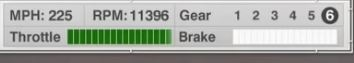 インディ500は350馬力程度しか使わないのはなぜですか? 11,500rpmで350馬力程度でしたが、