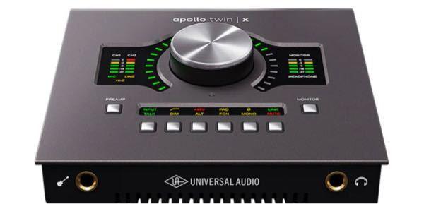 オーディオインターフェイスのSSL2使ってまして UNIVERSAL AUDIO APOLLO TWIN X DUO Heritage Editionを買ってみたいなと思ってます。音質や質感...