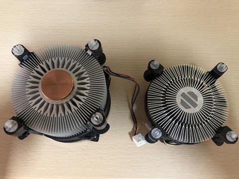 何故CPUクーラーのCPUとの接触面が丸なのですか?リテールクーラーは丸型が多いですが基本CPUは四角でスプレッダから放熱してるのでCPUクーラーと接触しない部分に熱溜まりませんか?