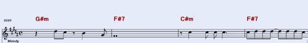 これの弾きかた教えて下さい