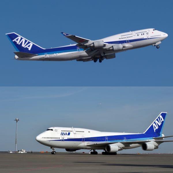 飛行機が詳しい方に質問です。 ANAのボーイング747には、側面にアルファベットでANAと記入されている機体と漢字で全日空と書かれている機体の2つがありますが、違いはなんなんでしょうか? 国内線と国際線なのか作られた時代で区切られているのかわかる方教えてください! よろしくお願いします。