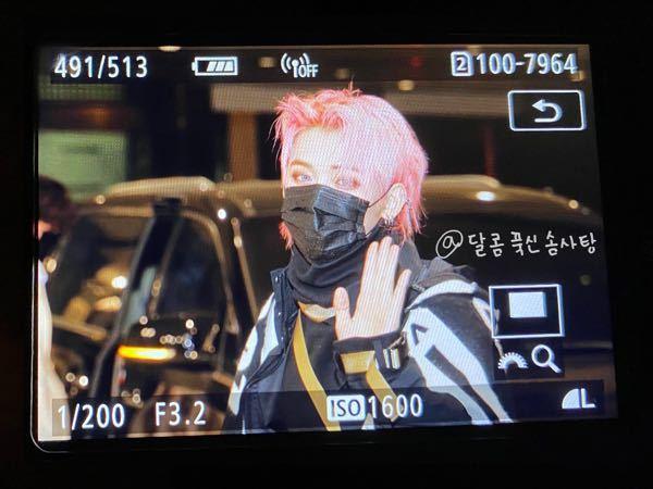 kpopアイドルの写真で最近見るようになった写真なのですが、これはマスターさんのカメラのアルバムの写真ですか?