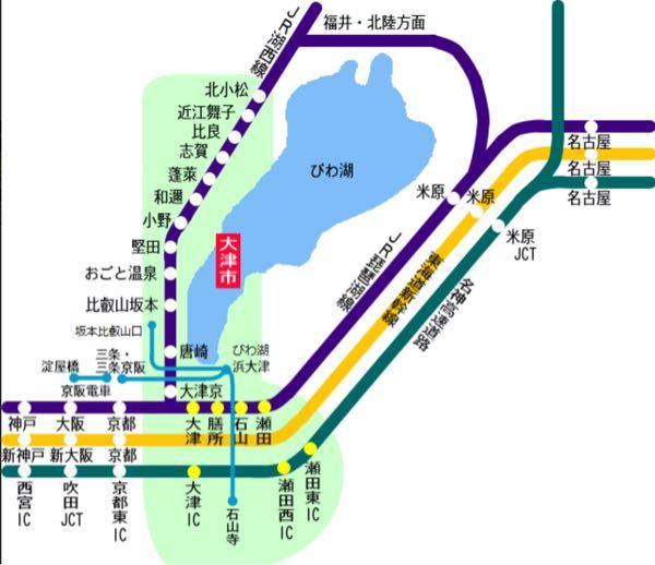 鉄道に詳しい方、並行在来線について教えてください。 滋賀県の琵琶湖線は並行在来線にならないのですか? 福井や石川の北陸線がJRから経営分離される原因が並行在来線と認められたからと知り、今調べて...