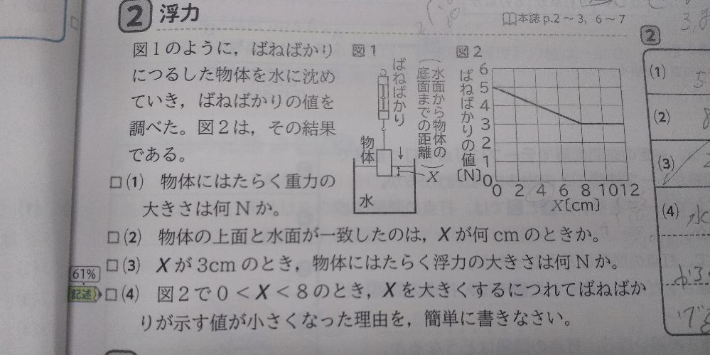 (3)の問題の解き方を教えてください!!!