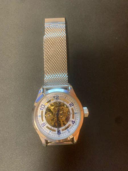 この腕時計の型番分かる方いらっしゃいませんか?Peugeot(プジョー)と書いてあるのですが調べても出てきません。