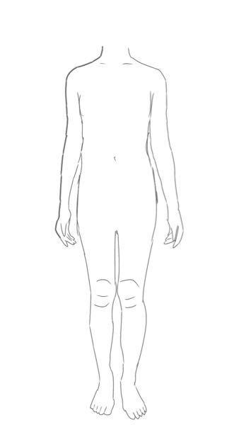 これって骨格何ですか!? 鎖骨は普通にしてたらあぁあるなぁ。くらいに見えます 鏡で見たらくびれあるように見えるけどこの絵だとそうは見えませんよね…?? 手は男の人っぽいです第2関節が太いです よく足細いと言われます 骨盤?足の付け根の位置も高い方だと思います。 胸元開いた服きても特に何も思わなくてボリューミーな服きたらちょっと詰まって太って見えるような気もしないことも無いです… 自分の骨格気になってるので教えてください!お願いします涙