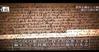 Nスペ【戦国~激動の世界と日本~第2集】  「ジャパン・シルバーを獲得せよ ! 、徳川家康×オランダ」 https://www.nhk.or.jp/special/plus/videos/20200718/index.html http://nakamush.livedoor.blog/archives/6533223.html 日本の純度の高い銀を巡り、「オランダ・家康」と、「スペイン・豊...